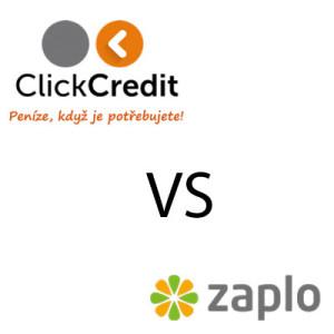 clic credit VS zaplo